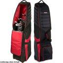 Bag Boy Travelcover T 750 schwarz/rot