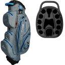 Bennington Sport QO 14 Waterproof Trolleybag grau/blau