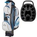 Bennington Sport QO 14 Waterproof Trolleybag grau/w/blau