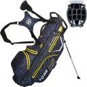 Bennington Zone 14 Waterproof Standbag blau camo/gelb