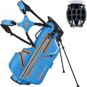 Bennington Zone 14 Waterproof Standbag blau/orange