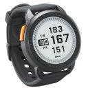 Bushnell Ion Edge GPS Golfuhr schwarz