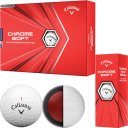 Callaway Chrome Soft Golfball 3er