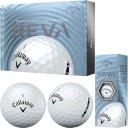 Callaway REVA Damen Golfball 12er weiss