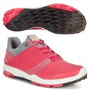 Ecco BIOM Hybrid 3 Gore Tex Damen Golfschuh rosa