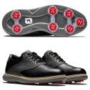 Footjoy Traditions Herren Golfschuh schwarz