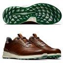 Footjoy Stratos Herren Golfschuh braun