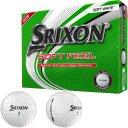 Srixon Soft Feel Golfball 12er weiss