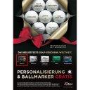 Titleist 12er personalisierter Ball Pro V1