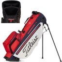 Titleist Players 4+ Stadry Standbag wasserdicht r/w/n