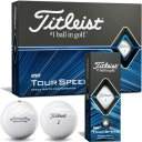 Titleist Tour Speed 3er Packung