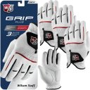 Wilson Staff Grip Plus Handschuh 3er Pack