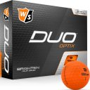 Wilson Staff DUO optix 12er matt orange