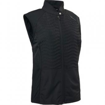 abacus Golf Troon Hybrid Damen Weste schwarz