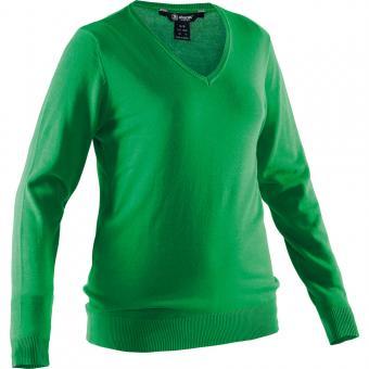 abacus Golf Havsten Damen Strick Pullover grün