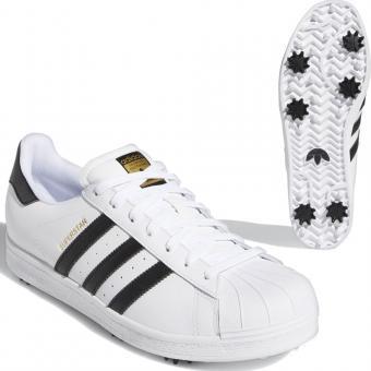 adidas Golf Superstar Herren Golfschuh