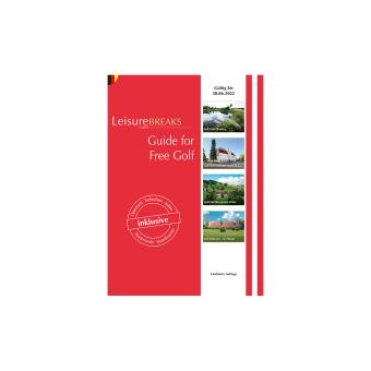 LeisureBREAKS Gutscheinbuch 2017-2019