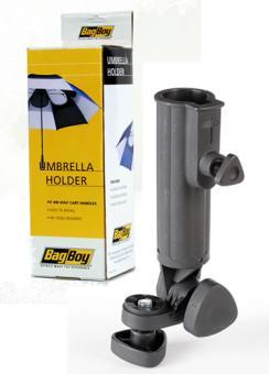Bag Boy Regenschirmhalter in 2 Varianten.