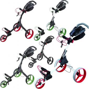 Big Max IQ Plus 3 Rad Trolley