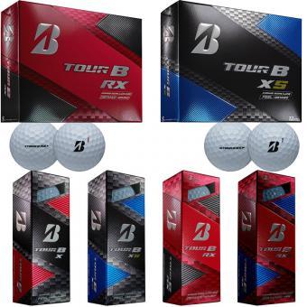 Bridgestone Tour B Golfbälle 3er Pack