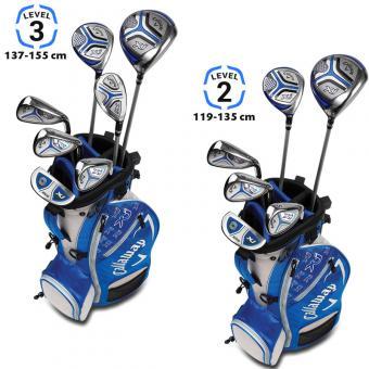 Callaway XJ Junior /innen Golffschläger Set
