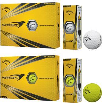Callaway HEX Warbird Golfbälle 12er