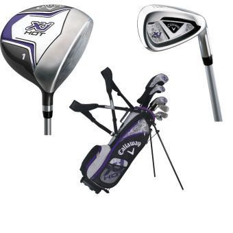 Callaway XJ Juniorinnen Golffschläger Set