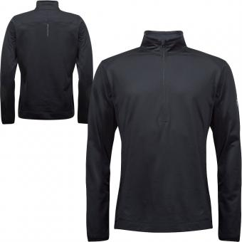 Cross M Tech T-Neck Herren Sweater 1/4 Zip