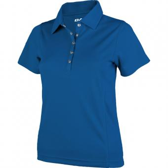 Daily Golf Macy Damen Polo blau