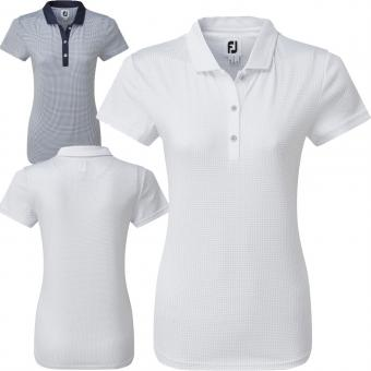 Footjoy GolfLeisure Micro Interlock Dot Damen Polo