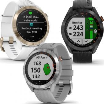 Garmin Approach S40 GPS Golfuhr