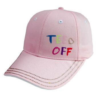 Girls Golf Tee Off Damen Cap (13622)