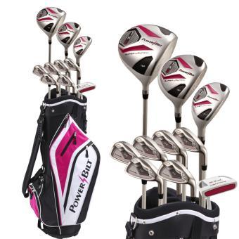 Golf und Günstig PowerBilt FZ3 Damen Komplettset