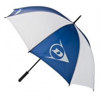 Callaway Dunlop 62 Golfregenschirm blau-weiss