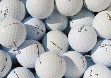 Lakeballs Titleist Pro V1/V1X 25er Netz Qualität AAAA/AAA