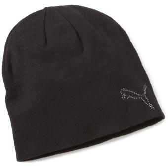 Puma Beanie Mütze schwarz unisex