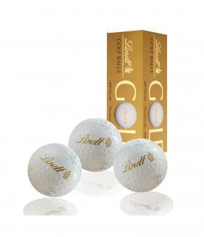 Lindt Golfball 3er Paket Nougatbälle