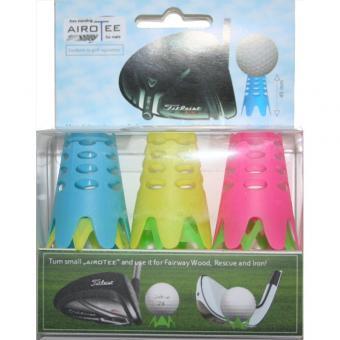 AiroTee Golf Tees diverse Größen
