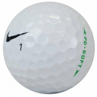 Golf und Günstig Lakeballs Nike Mix 25er Netz Qualität AAA/AA