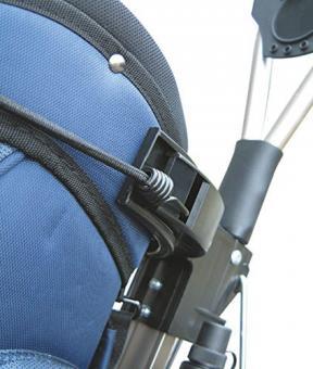 Masters Ltd Golf Masters Golfbag Befestigungsbänder für Trolley ( Paar)