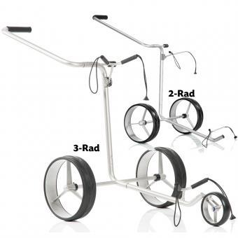 JuCad Edition Zwei oder Dreirad Trolley