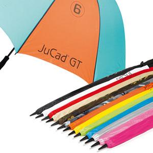 JuCad Regenschirm mit Windsicherung
