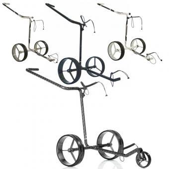 JuCad Carbon Zwei oder Dreirad Trolley