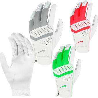 Nike Tech Xtreme VI Damenhandschuh RH weiss/grün S linke (Rechtshänder) | S | weiss/grün