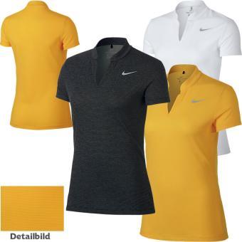 Nike Golf Damen Aeroreact Polo (856789) XS