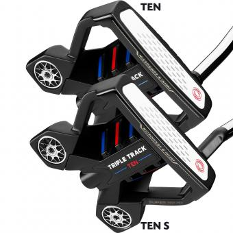 Odyssey Stroke Lab Triple Track TEN (S) Putter