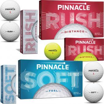 Pinnacle Rush / Soft 2.0 15er Pack