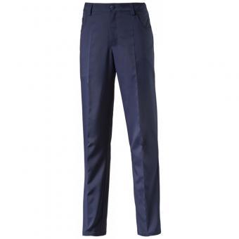 Puma Golf 5 Pocket Junior Hose blau