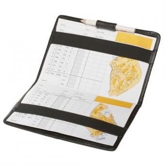 Silverline Scorekarten Pocket mit Magnetballmarker