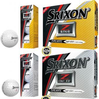 Srixon Z-Star (XV) Golfball 3er